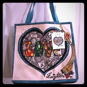 🌸 Brighton Tote Bag
